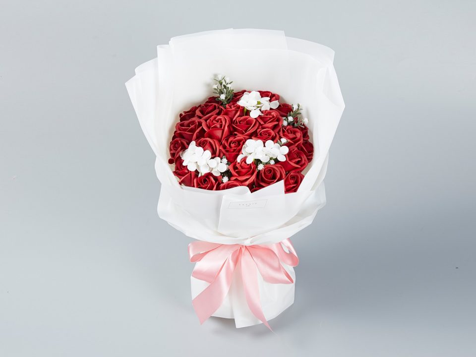 永生紅玫瑰-0917
