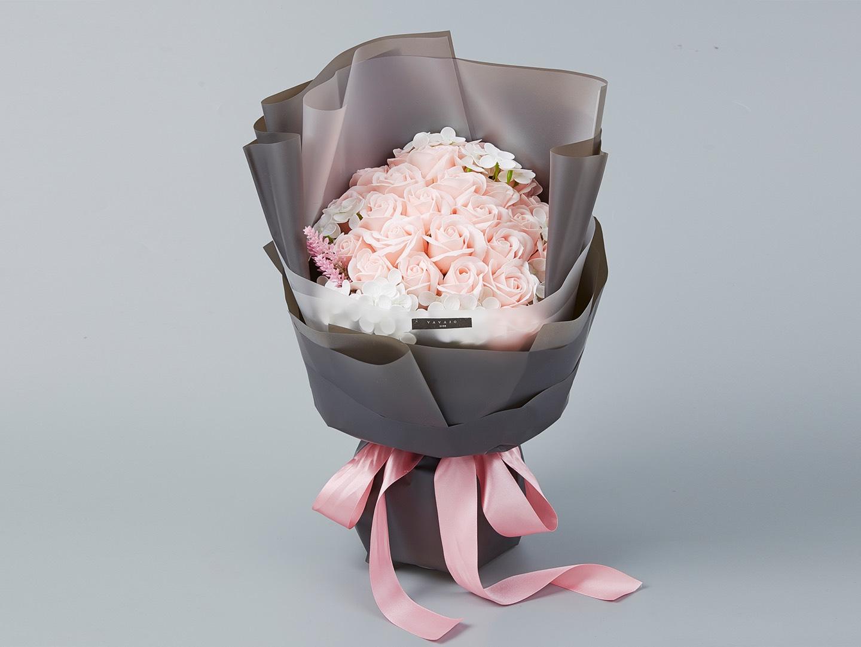 粉紅玫瑰-0109