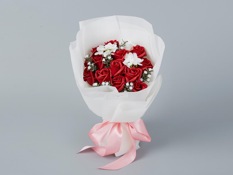 永生紅玫瑰-0806