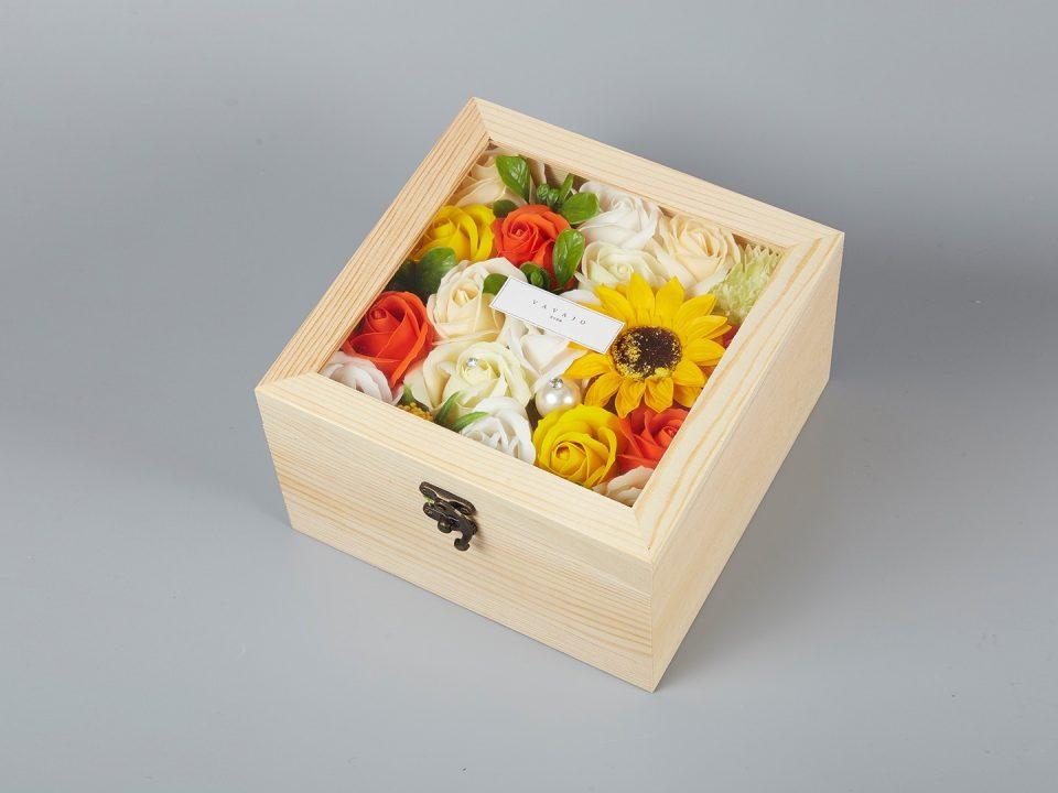 香薰花橙玫瑰-b0309