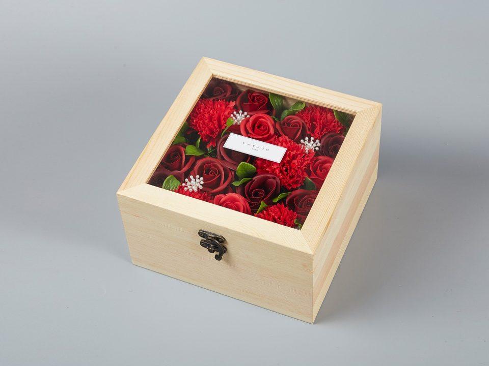 香薰花紅玫瑰-b0110